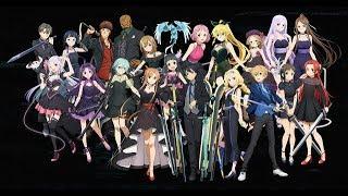 [АVM] Sword art Online/Мастера меча онлайн & Youjo Senki/Военная хроника маленькой девочки