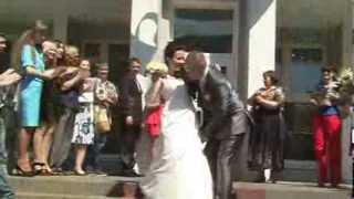 Свадебный видео ролик пары из Гомеля