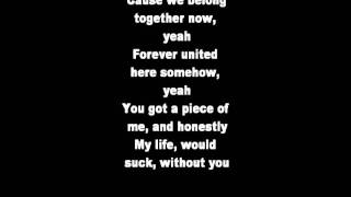 My life would suck without you karaoke with lyrics