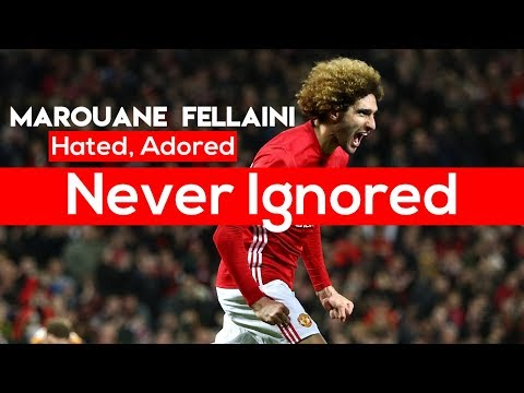 Marouane Fellaini - Hated, adored, Never Ignored