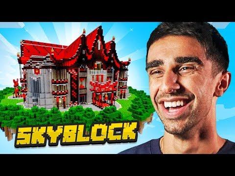 NEW SEASON! - Minecraft SKYBLOCK #1 (Season 2)