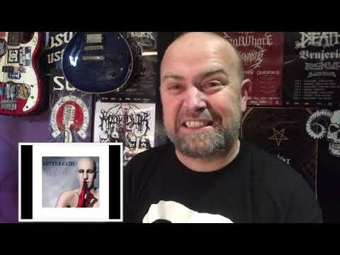 MESHUGGAH - ELECTRIC RED - REVIEW!!!!