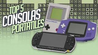 Top 5 Consolas Portatiles I Fedelobo I