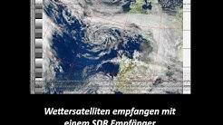 Empfang von Wettersatelliten mit einem SDR