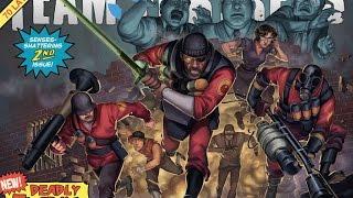 Team Fortress Comics #2: Unhappy Returns