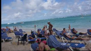 Территория отеля  Vista Sol Punta Cana. Dominicana.