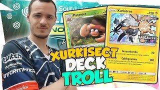 BEST CONFUSE DECK | XURKITREE TROLL DECK| Mazzo pokemon Economico| Pokemon TCGO ITA