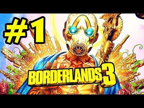BORDERLANDS 3 1: THỬ XEM BOM TẤN GAME BẮN SÚNG 2019 HAY THẾ NÀO NÀO !!!