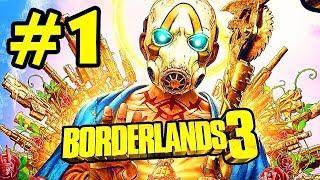 BORDERLANDS 3 #1: THỬ XEM BOM TẤN GAME BẮN SÚNG 2019 HAY THẾ NÀO NÀO !!!