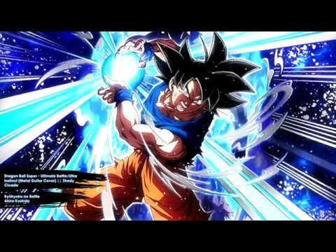 Ultimate Battle (究極の聖戦) Epic Dual Mix | Dragon Ball Super