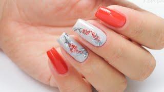 Autumn nails art / Elisium Nails