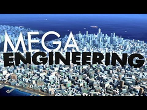 Mega Engineering Series 2of6 Bering Strait Tunnel 720p