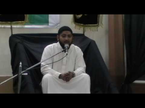 Majlis Shahadat E Imam Hassan by Zakir Mazhar Abbas Shah