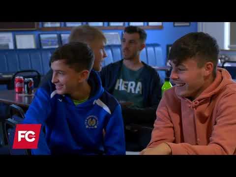 FC CYMRU S03E08 - Behind the scenes: Wales Kit Manager | STM Sports | Cwm Welfare | Futsal