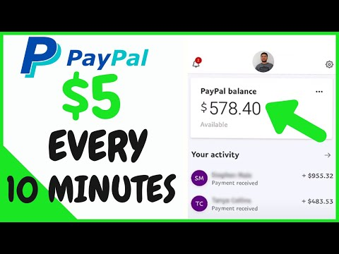 How To Earn PayPal Money! (Make Money Online Real Work in 2021!) Make PayPal Money Online