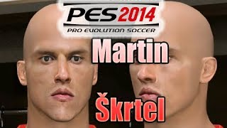 PES 2014 • Martin Škrtel New Face | Liverpool Download • [PC] HD Thumbnail