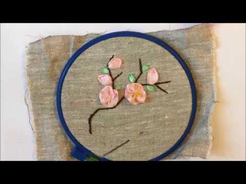 Вышивка сакура схемы