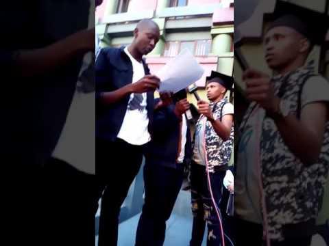 Unemployed Graduates in Pretoria