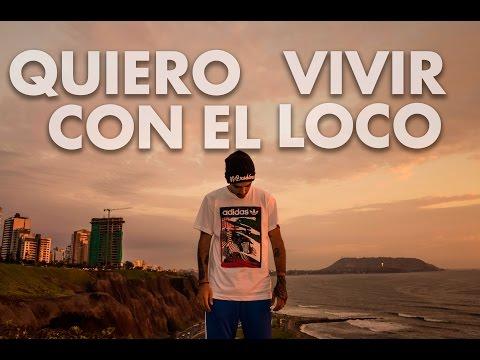 VLOG #2 | EL LOCO MÁS FICHO DEL PERÚ & BARRANCO ES COOL | Diego Ubierna