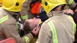 Rescue At Paisley Fire Station Of John Paul Watch Commander