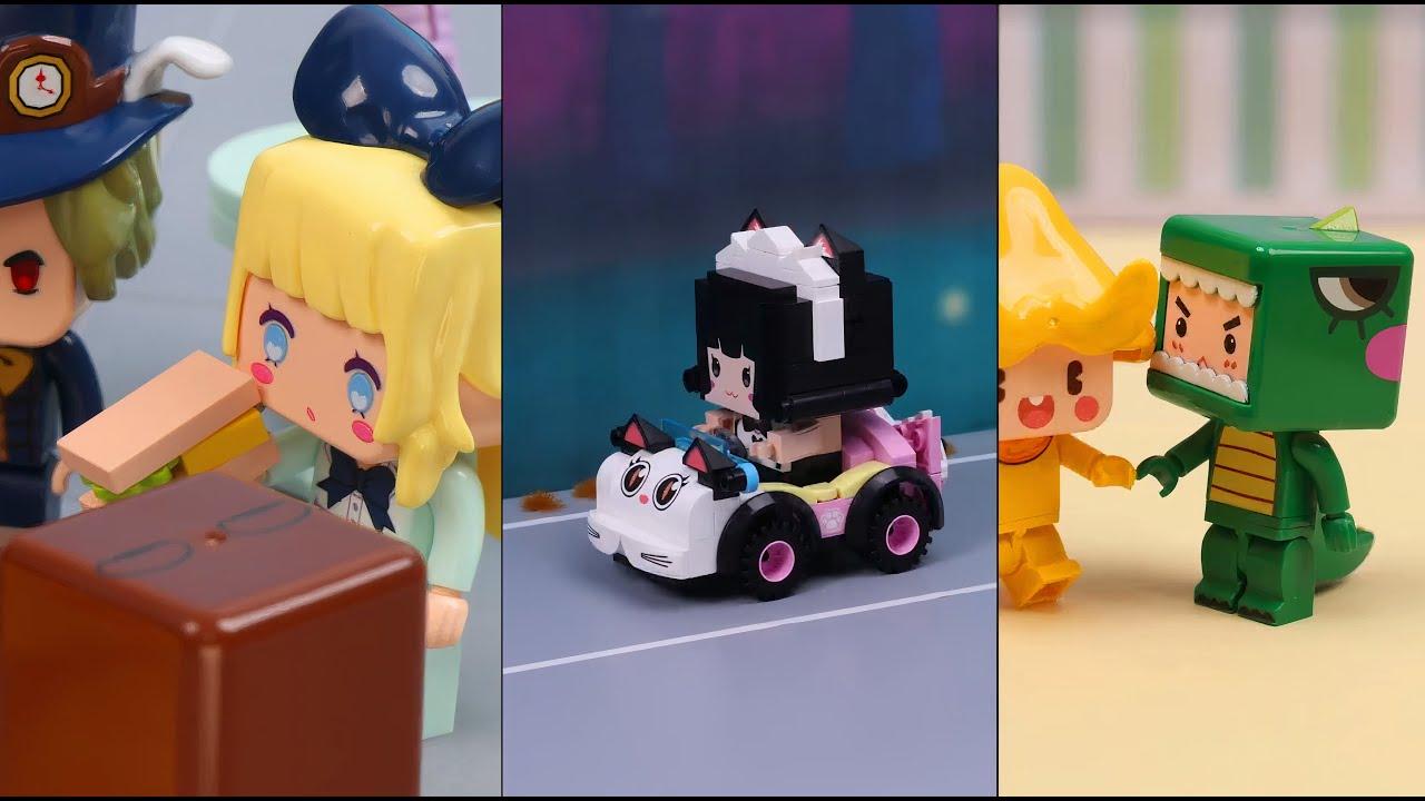 Hoạt hình Mini World : Alice & Rabbit và những người bạn