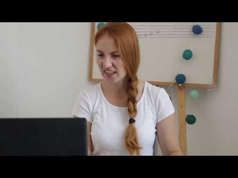 Как проходят  Уроки вокала Онлайн?