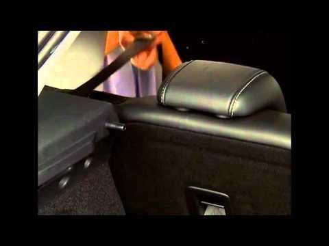 Citroën - Citroën C3: Respaldo Trasero Dividido