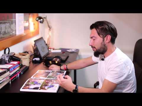 El álbum fotográfico que entrego a mis clientes | Julian Marinov