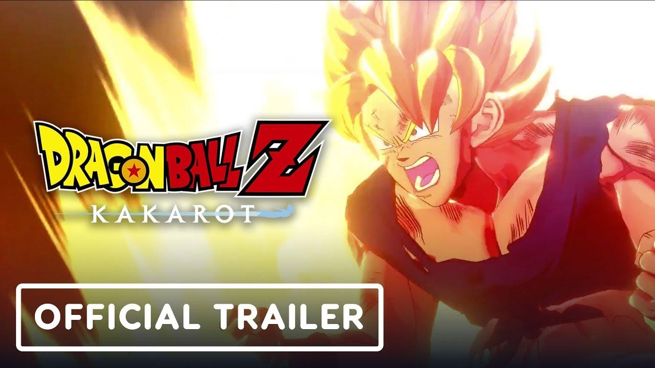 Dragon Ball Z: Kakarot - Trailer Oficial de Lançamento + vídeo