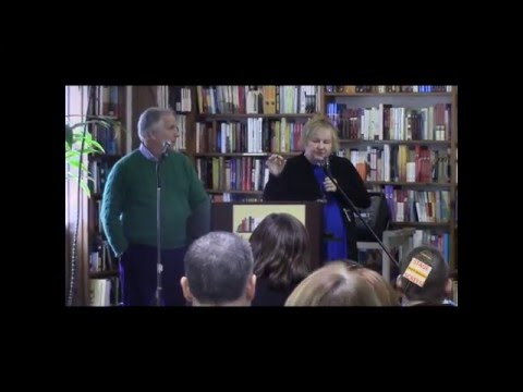 Stage Screen and In Between with HELEN-Henry Winkler & Lin Oliver ('Here's Hank') at Book Revue
