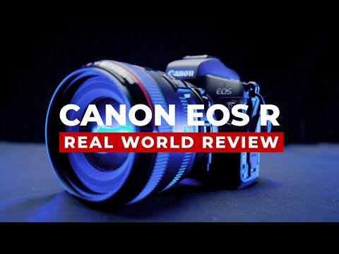 Canon EOS R: Photographer's Real World Experience Vs 1Dxii