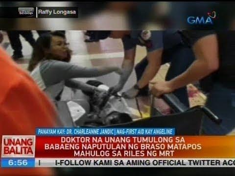 UB: Panayam kay Dr. Charleanne Jandic, nag-first aid kay Angeline