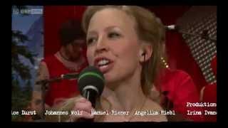 """Nina Proll + Russkaja """"Nur nicht aus Liebe weinen"""""""