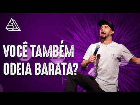 THIAGO VENTURA - VOCÊ TAMBÉM ODEIA BARATA?