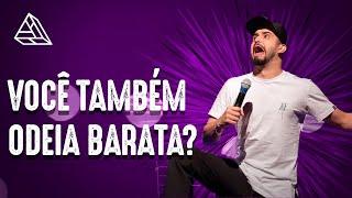 THIAGO VENTURA - VOCÊ TAMBÉM ODEIA BARATA? thumbnail