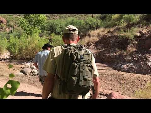 Legend Of The Superstition Mountains Episode 7: The Four Amigos