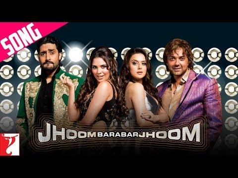 Jhoom Barabar Jhoom Title Song | Abhishek Bachchan | Bobby Deol | Preity Zinta | Lara Dutta