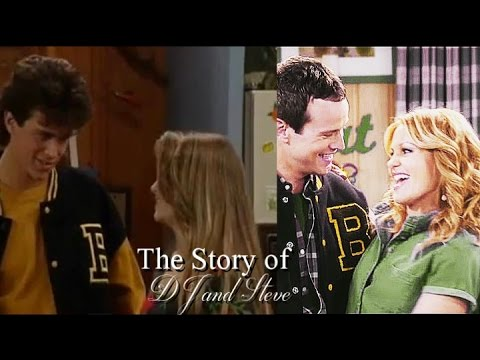The Story of Steve and DJ (Full House/Fuller House) Alternate Ending