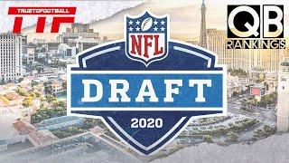 2020 NFL Draft QB Rankings with Highlights || ᴴᴰ