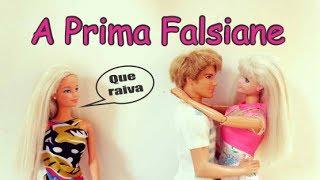 vuclip NOVELINHA DA BARBIE  - Barbie e a Prima Falsiane