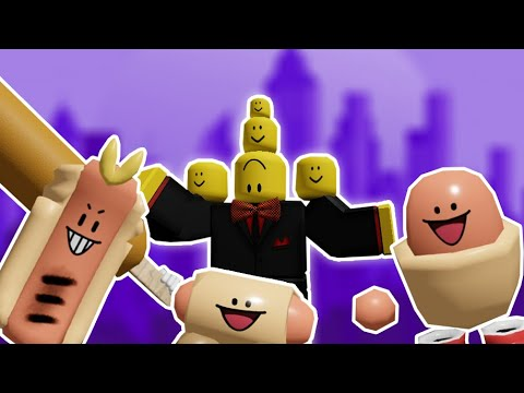 Hot Dog Frank Roblox Taking A Closer Look At Hotdog Frank Tower Heroes Roblox Youtube
