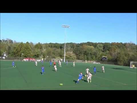 Spartanburg Methodist College Soccer: Andrew Johnson Defensive Highlights