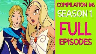 Winx Club - Season 1 Full Episodes [16-17-18] REMASTERED - Best Quality!