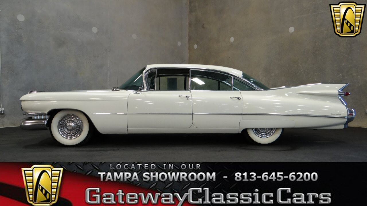 1959 Cadillac Deville & 1959 Cadillac Deville - YouTube