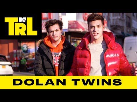 The Dolan Twins Get Tattoos on Their 18th Birthday! | TRL