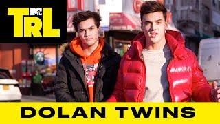 The Dolan Twins Get Tattoos On Their 18th Birthday! | Trl Weekdays At 4pm