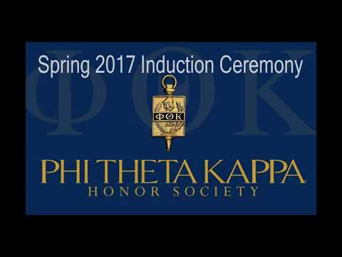 Essex County College Phi Theta Kappa Spring 2017