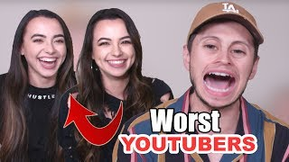 Worlds Worst YOUTUBERS....(The Merrell Twins)