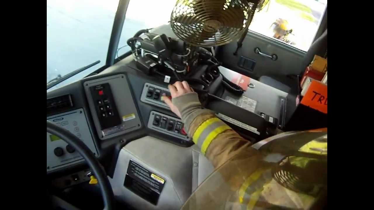 Firefighter Wedding Proposal