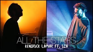 """All The Stars"" - Kendrick Lamar ft. SZA (ROLI BLOCKS & Piano Cover) - Costantino Carrara"
